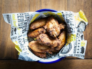 5 Boroughs Chicken Wings