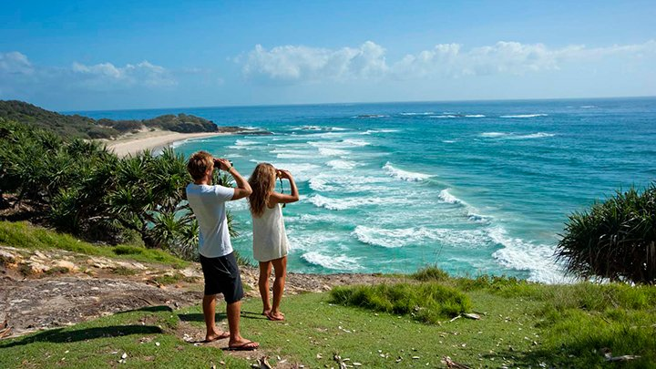 Greater brisbane region tourist drives visit brisbane for East coast destinations for couples