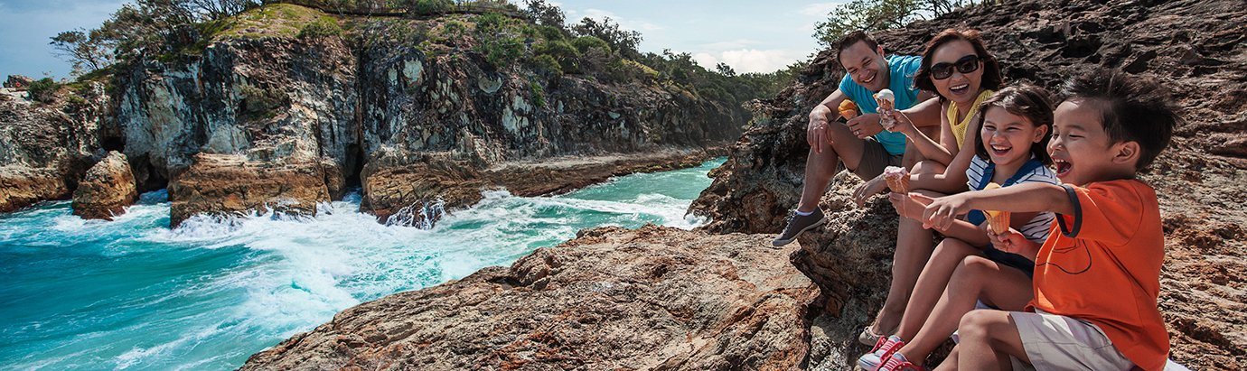 North Gorge Walk, Stradbroke Island
